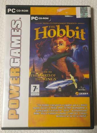 The Hobbit Jogo PC CD