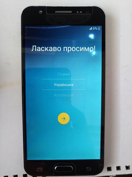 Samsung Galaxy J5 2015 дисплей, экран, сенсор, рамка, корпус в сборе