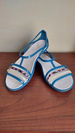 Кроксы оригинал женские Crocs Isabella Sandal размер W6 на 23-24см