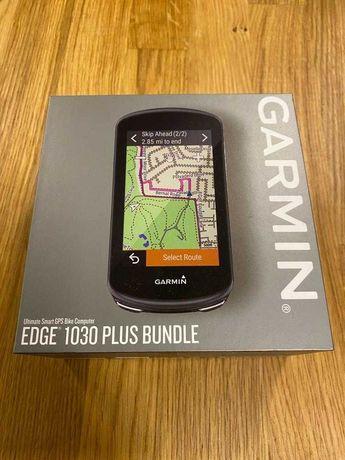 GPS bicicleta GARMIN Edge 1030 PLUS e 1030 PLUS PACK BUNDLE- NOVO