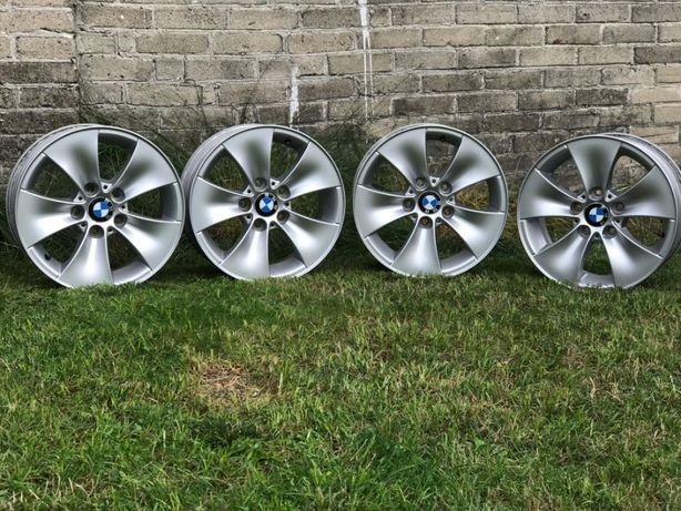 91# Alufelgi 5x120 r16 BMW X1 X3 E46 E90 E91 F30 F31 F20 E84 i INNE