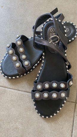 Босоножки сандали на девочку 34