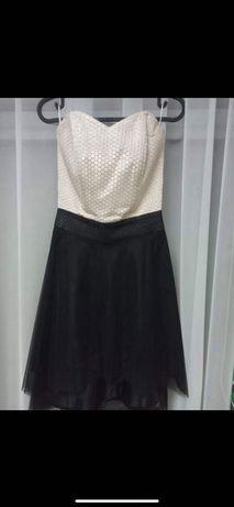 Czarna sukienka HIT!