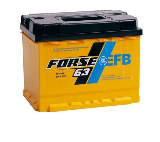 Akumulator Forse Westa EFB 63Ah 78Ah 110Ah