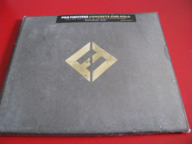 Foo Fighters - Concerte and gold Nowa płyta CD