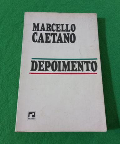Marcelo Caetano Depoimento