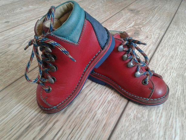 ортопедические ботинки 22 размер кожа