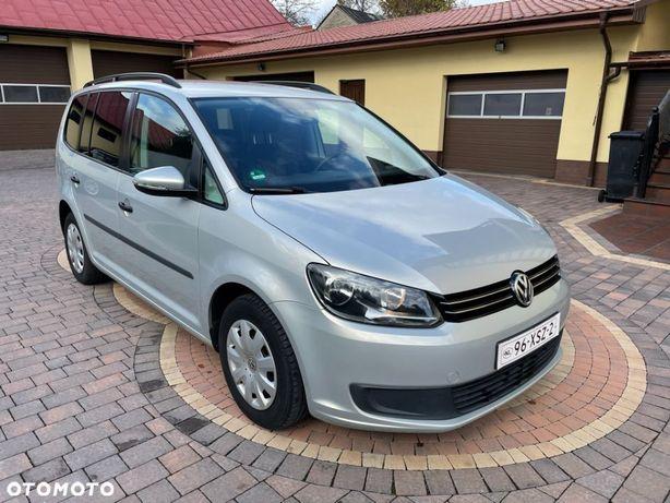Volkswagen Touran Lift*Klimatronik*PDC*7 osobowy*Bluemotion*SERWIS*Oryginał ! !