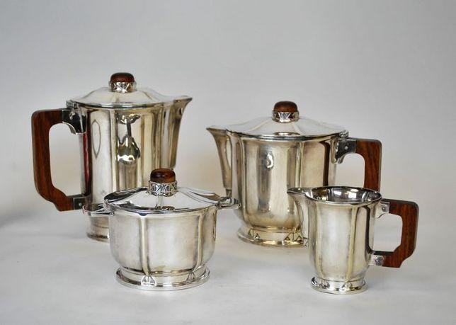 BLACK DAYS: Serviço chá e café, banho de prata