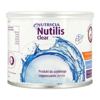 nutilitis clear produkt do szybkiego zagęszczania płynów