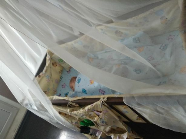 Комплект детского постельного