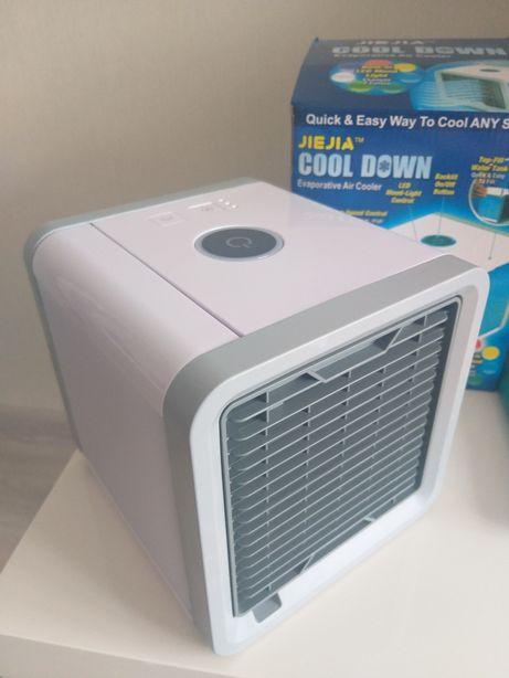 Портативный охладитель воздухаCool Down!мини кондиционер!