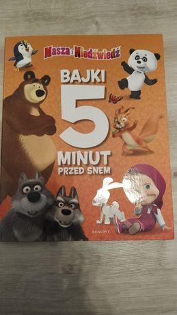 Masza i niedźwiedź bajki w 5 minut przed snem