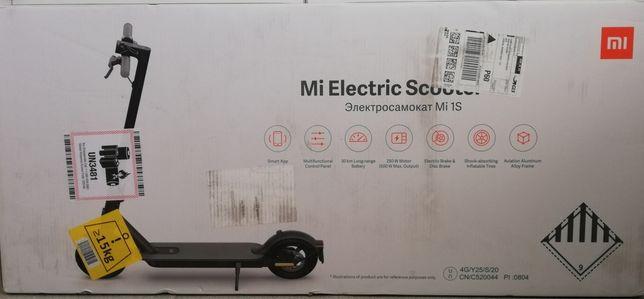 Xiaomi mi electric scooter 1S nova
