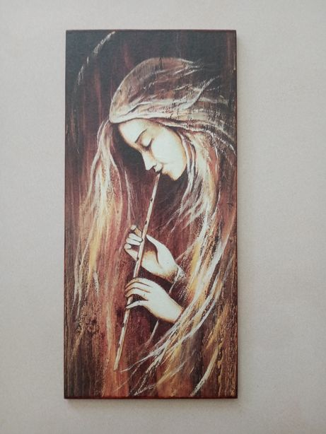 Obraz anioł-aniolek