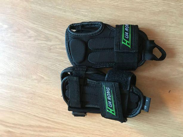 Proteção de pulsos para crianças novas