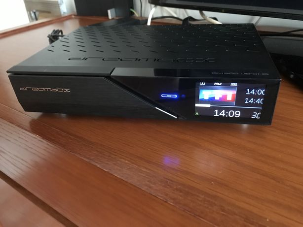 Dreambox DM900 4k ultra HD Dual DVB-S2X original