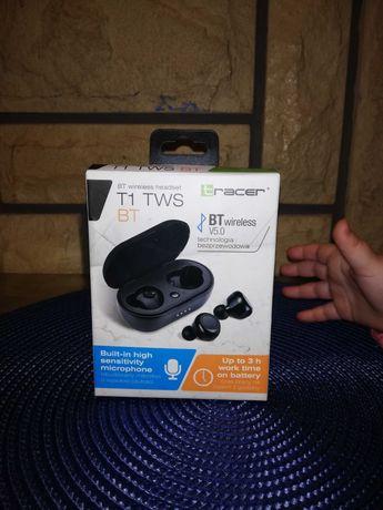 Słuchawki bezprzewodowe bluetooth tracer T1 TWS BT
