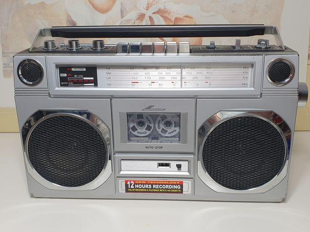 Radiomagnetofon Adyson 4111 z lat 80 tych oldschool