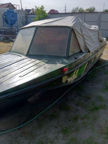 Лодка Казанка5, без мотора.