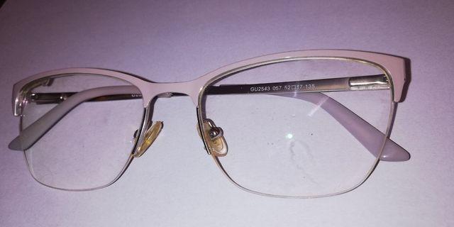 Sprzedam oprawki do okularów (okulary) Guess GU2543_5217_057