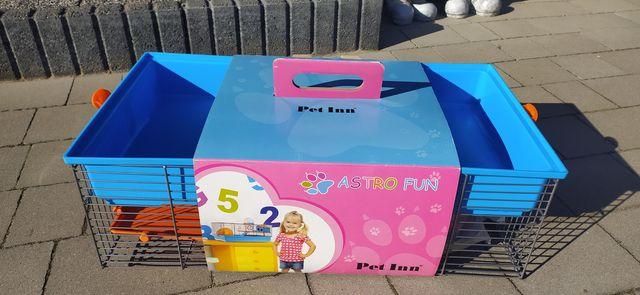 Klatka dla gryzonia lub królika Astro 2 Fun