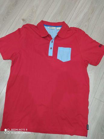 Koszula polo męska Regatta r.XL czerwona