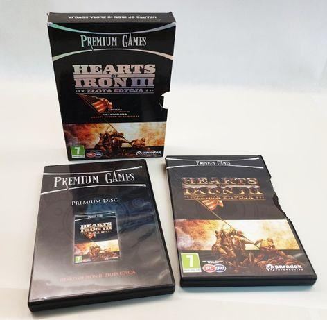 Hearts of Iron III ZŁOTA EDYCJA PC wydanie specjalne wersja PL