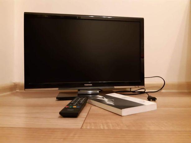 Telewizor Toshiba czarny