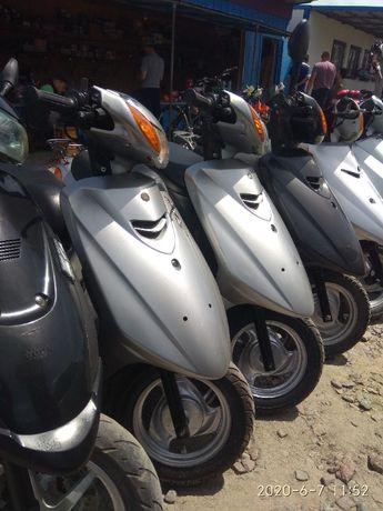 Продам скутер Ямаха Джог36- 4 тактный,водянка.Свежий завоз.Акция!!!