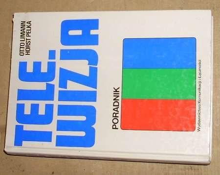 TELEWIZJA Poradnik elektronika książka