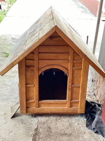 Продається собача будка, яка була зроблена під замовлення/ Нова!