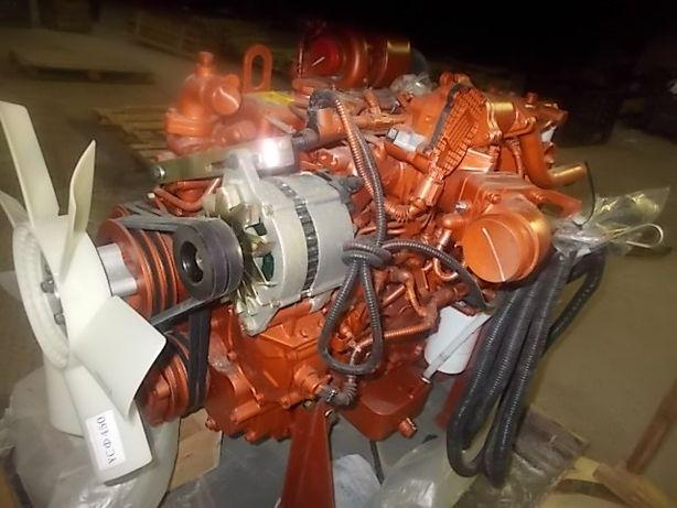 Автобусний двигун дизельний 115кс з турбонадувом.
