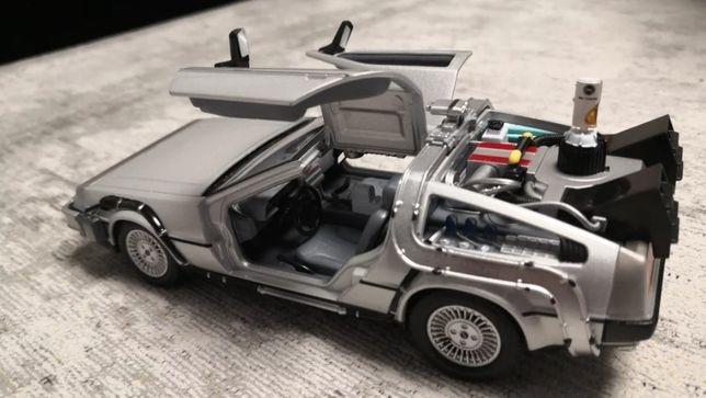 Modelo DeLorean Miniatura - Back to the Future II