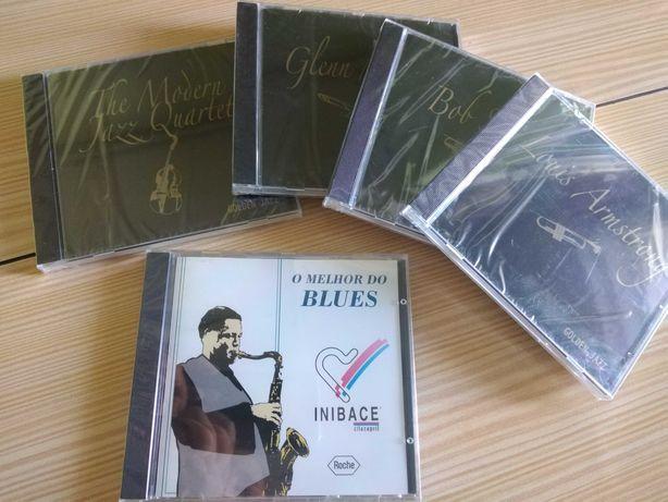 CD Coleção Golden Jazz