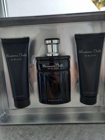 Massimo Dutti in black pack