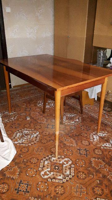 stół rozkładany lata 70-te