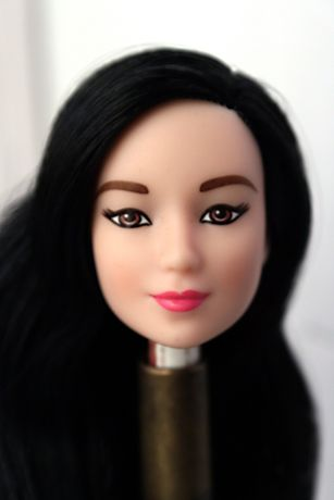 Голова куклы Барби японки Неко оригинал mattel