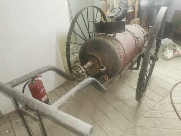 Carro antigo bombeiros