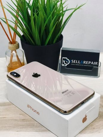 SEMI NOVO iPhone XS Max Gold 64GB c/ garantia, Desbloqueado