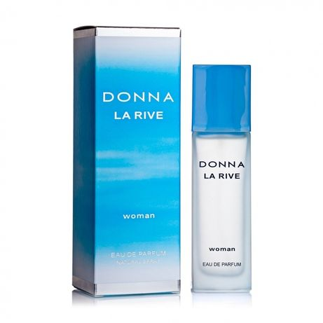 Donna Carina la Riva туалетная вода 90 мл новая