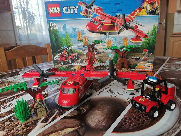 Lego City Samolot Strażacki
