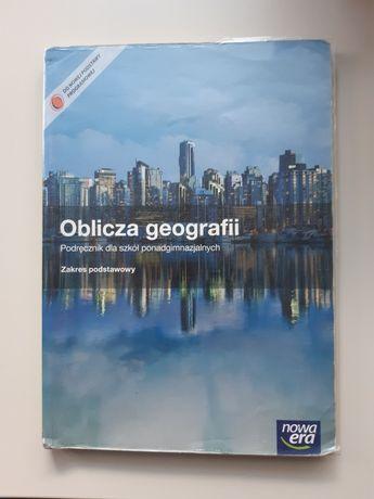 """""""Oblicza geografii"""" podręcznik dla szkół ponadgimnazjalnych"""