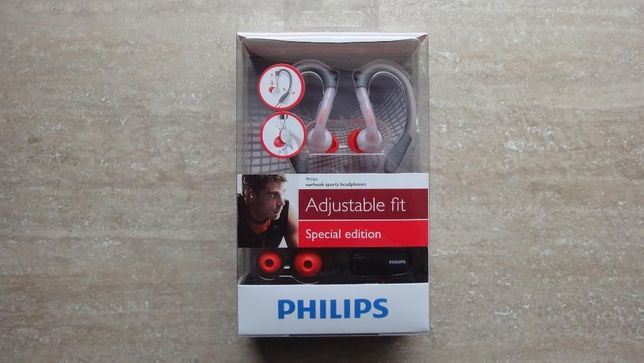 Philips słuchawki sportowe OKAZJA