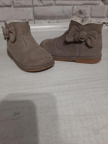 Ботинки h&m,демисезон