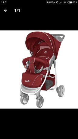 Продам детскую летнюю коляску модель Babycare