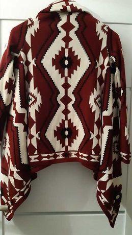 Kardigan sweter h&m rozm s wzor