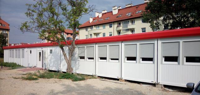 Budynek modułowy, budynek kontenerowy, zestaw kontenerów PRZEDSZKOLE