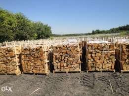 Układane drewno kominkowe - Gorzów i okolice