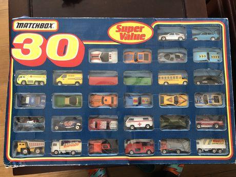 Matchbox 30 super value